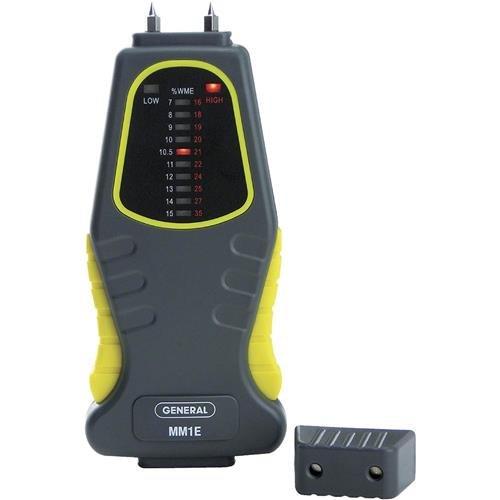 General Tools MM1E Moisture Meter, Pin Type