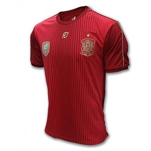 DRAPS CENTER S.L. Camiseta Oficial Real Federación Español