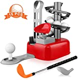 Blasland Kids Golf Toys Set - Golf for Kids, Toddler Golf Set, Outdoor Toys, Boys Yard Sports Toys, Golf Ball Lawn Game, Exercise Birthday Gift Toy for 3 4 5 6 7 8 9 - 15 Year Old Boys Girls