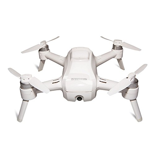 Yuneec Breeze MyFlyingCamera Drone, Bianco