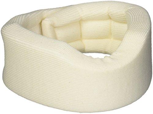 Rolyan Universal Contour Cervical Collar Brace, Cream Color, 2'