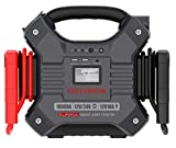 AUTOGEN 10000A 12V/24V Jump Starter 42000mAh Lithium Iron Phosphate (LiFePO4), Booster Charger for...