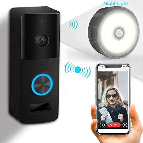 YIROKA Wireless Video Doorbell