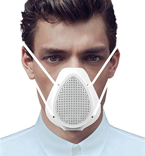 Respiradores inteligentes reutilizables transpirables, con...