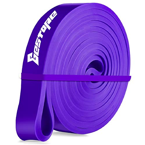 Bestope Bande Elastiche Fitness, Fasce Elastiche di Resistenza, Fasce Elastiche Fitness per Yoga,...