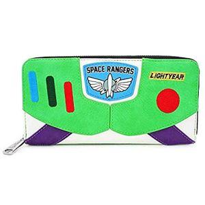 Loungefly x Disney Pixar Toy Story Buzz Lightyear Zip-Around Wallet