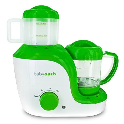 3. Smart Planet BFM-1 Baby Oasis Baby food Maker