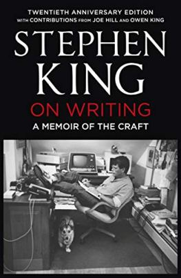 On Writing: A Memoir of the Craft eBook: King, Stephen: Amazon.co.uk:  Kindle Store