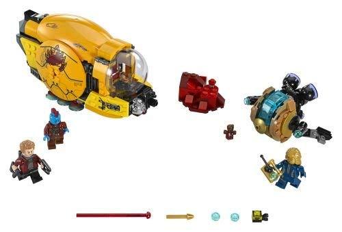 Lego Ayeshas Revenge 76080