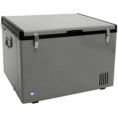 Whynter FM-65G 65 Quart Portable Refrigerator   AC 110V/ DC 12V  ...
