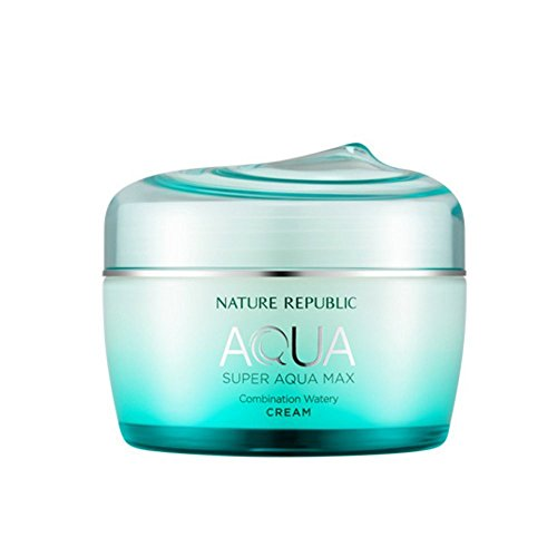 ( 1 Watery Cream) - Nature Republic Super Aqua Max Combination Watery Cream