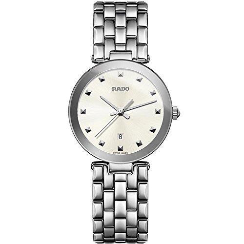 Rado Damen Florenz 28mm Stahl Armband und Fall Quarz analoge Uhr r48874023