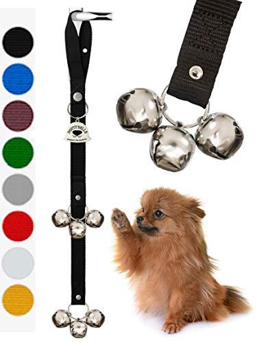 Potty Bells Housetraining Dog Doorbells for Dog...
