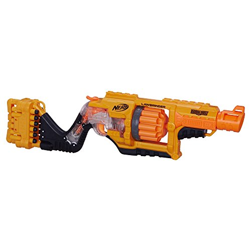 Nerf Doomlands 2169 Lawbringer Blaster (Amazon Exclusive)