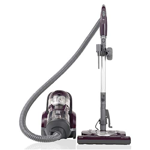 Kenmore Bagless Canister Vacuum, Eggplant