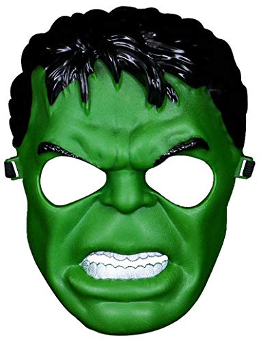 AEXParts Halloween Grande mMaschera per Halloween Hulk Avengers Endgame - Perfetta per Il Costume in...