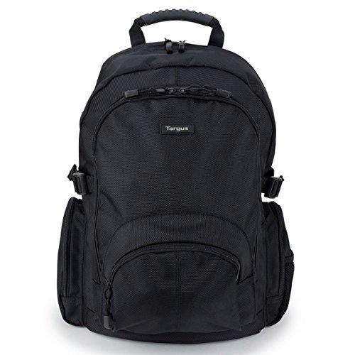 Targus Classic XL Sac à dos pour ordinateur portable Zaino Casual, 47 cm, 20 liters, Nero (Noir)