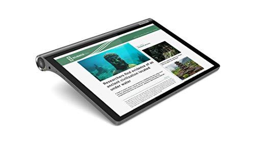 Lenovo Yoga Smart Tab, 10.1' FHD Android Tablet, Octa-Core Processor, 64GB Storage, 4GB RAM, Iron Grey, ZA3V0005US