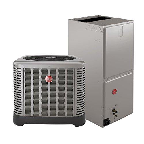 Rheem / Ruud 2.5 Ton 15.5 Seer Heat Pump System (AC and Heat)