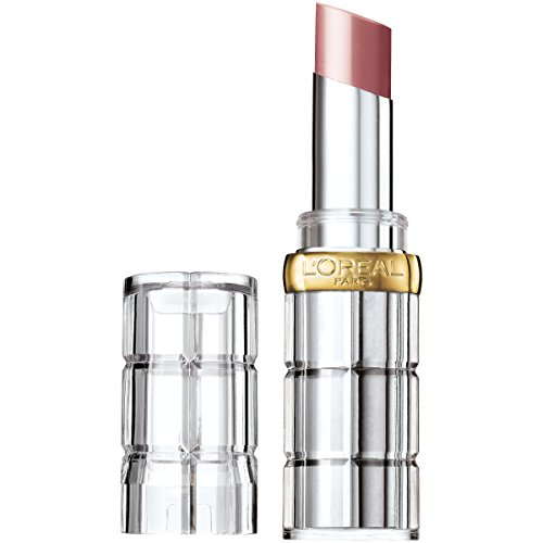 L'Oreal Paris Makeup Colour Riche Shine Lipstick, Varnished Rosewood, 0.1 oz.