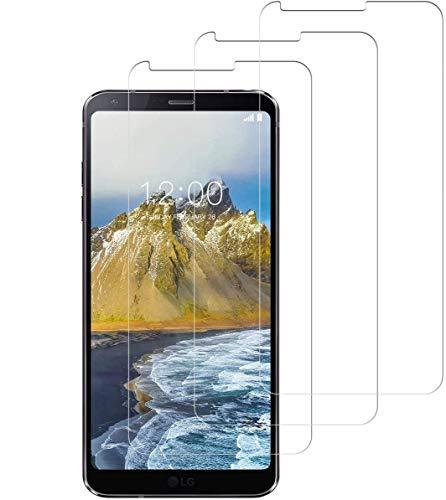 SNUNGPHIR Vetro Temperato Pellicola Protettiva per LG G6 Protezione Schermo LG G6 Screen Protector Anti graffio Anti Bolle Anti-Impronta Trasparente HD Durezza 9H [3 Pezzi]
