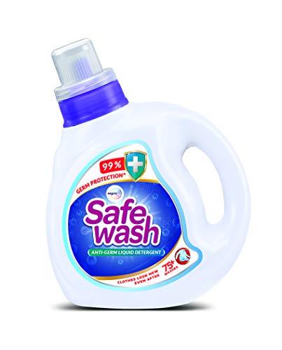 SafeWash Anti Germ Liquid Detergent, 1L