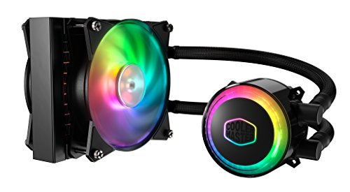 Cooler Master MasterLiquid ML120R RGB Dissipatore CPU a Liquido - Sincronizzazione Illuminazione...