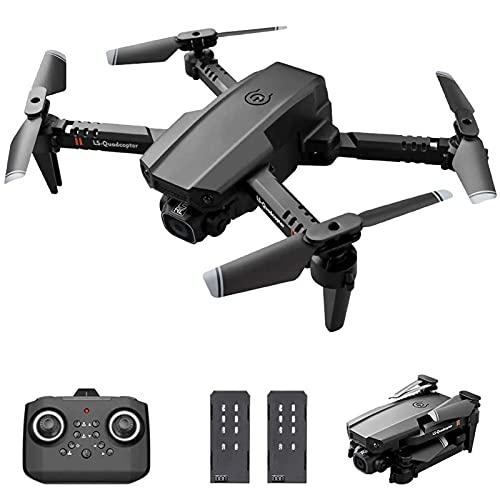 Accessori giornalieri Drone Mini Drone 6 Axis Gyro 3D Flip Modalit Headless Altitude Hold 12 minuti Tempo di voloQudcopter per bambini Adulti