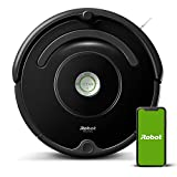 iRobot Roomba 675 Robot Vacuum-Wi-Fi Connectivity, Works with Alexa, Good for Pet Hair, Carpets,...