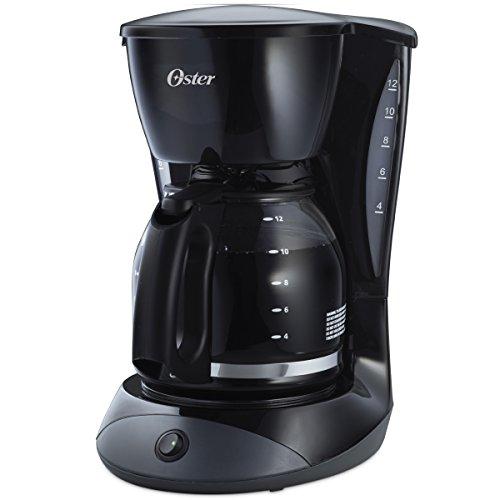 Oster Cafetera, 12 Tazas, Bvstdcdw12B-013, Negra,