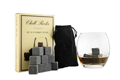 Set of 9 Whiskey Stones