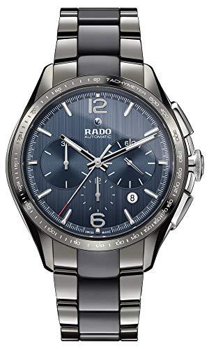 Rado HyperChrome Herren-Armbanduhr 45mm Armband Keramik Automatik R32120202