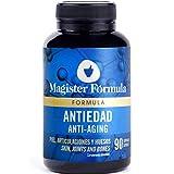 Colageno Marino Hidrolizado + Ácido Hialurónico + Vitamina C y A + Selenio + Q10 + Resveratrol al...