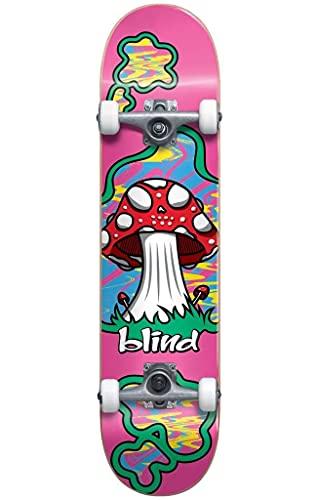Blind Skateboard Complete Shroom Land FP Pink 8.125'