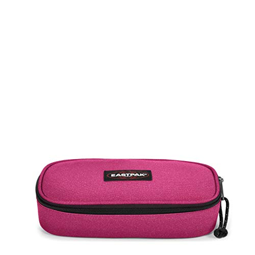 Eastpak Oval Single Astuccio, 22 cm, Rosa (Spark Pink)