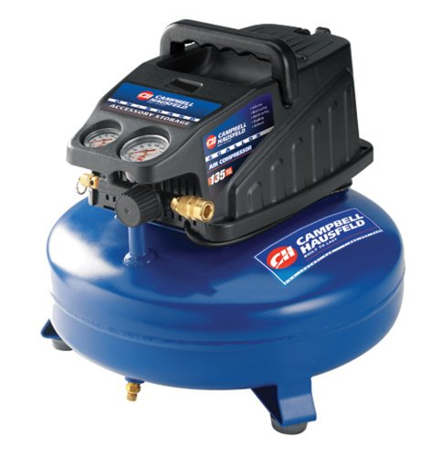 Campbell Hausfeld FP2080 4 gallon air compressor