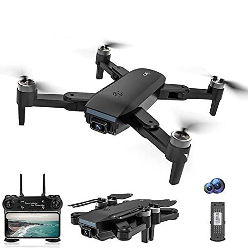 J-Clock Max Drone, WiFi 4K HD Camera Professionale Fotografia Aerea Droni Motore Brushless Quadcopter Giocattoli Pieghevoli