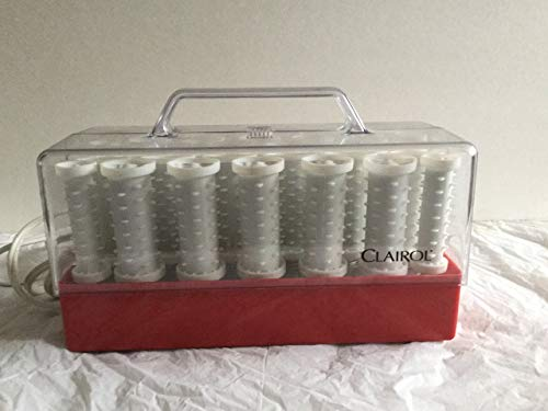 Clairol C-20 Style Setter Hairsetter Hot Rollers Curlers Set Pageant C20