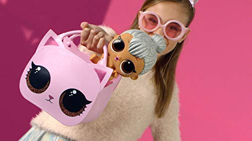 Image 1 - L.O.L. Surprise! Poupées à collectionner - Avec sac à main et Maquillage Surprises- Lil Kitty Queen - Ooh La La Baby Surprise