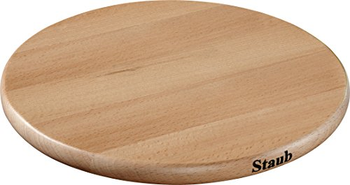 Staub 40511-077-0 Staub Accessories Sottopentola Magnetico, 230 x 18 x 230
