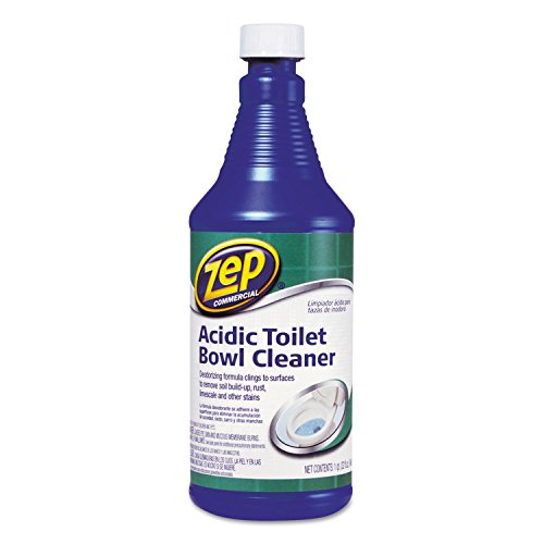 Zep Acidic Toilet Bowl Cleaner 32 ounce ZUATB32