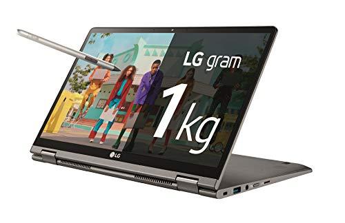 LG gram 14T90N-V-AA78B - Ordenador portátil convertible de 14'...
