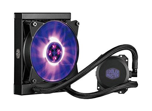 Cooler Master Dissipatore a Liquido MasterLiquid ML120L RGB CPU - Effetto Illuminazione...
