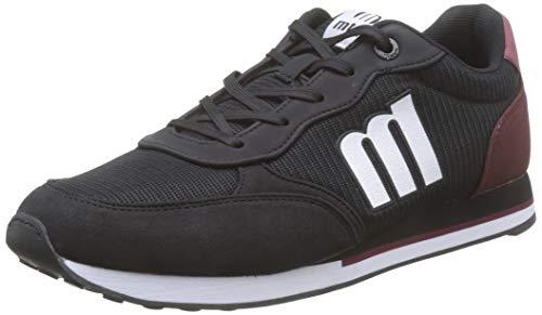 Sneakers Mustang 84361 Negro