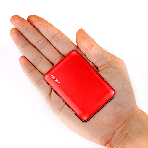 Vancely Power Bank 10000mAh Caricabatterie...