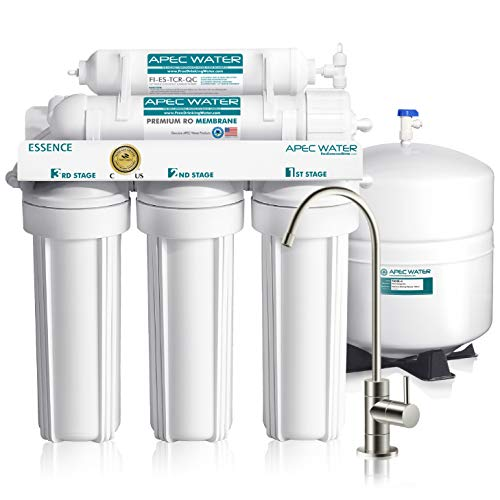 APEC Water Systems ROES-50 Essence Series Top Tier 5-Stage...