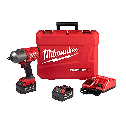 Milwaukee 2767-22 Fuel High Torque 1/2' Impact Wrench...