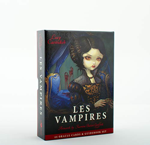 Les Vampires Oracle Cards: Ancient Wisdom and healing...