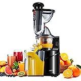 Extracteur de Jus, Aicok Slow Juicer Presse à Froid de fruits et légumes...