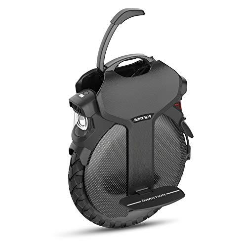 InMotion V11 Gyroroue électrique Adulte Unisexe, Noire, Unique